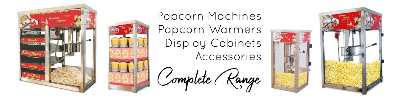 Popcorn Machine for shops